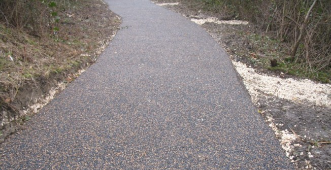 Rhino Pave for The Daily Mile in Ashfold Crossways